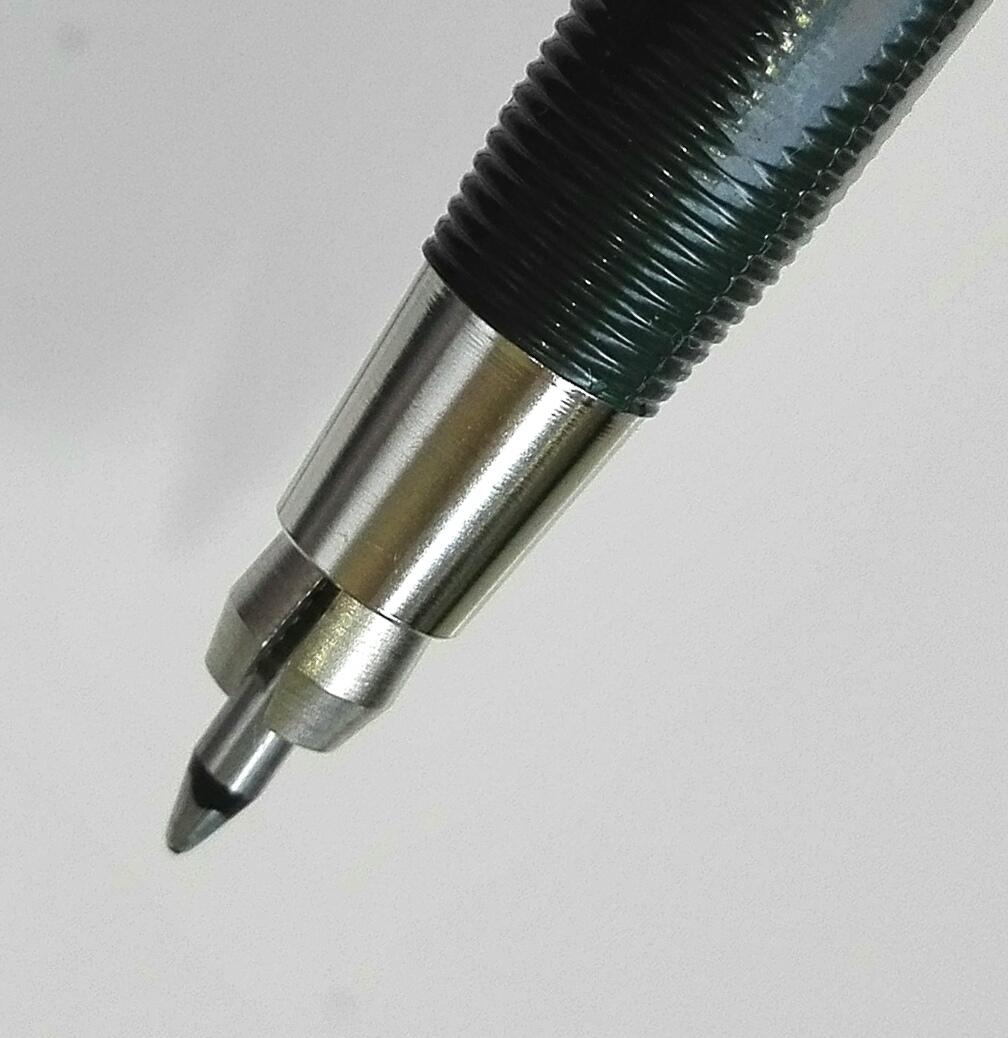 ボールペン替芯BVRF-8FをTK9400に入れてみた