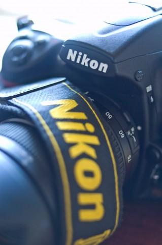 ニコンのカメラ